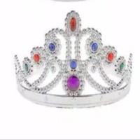 Mahkota raja dan ratu KING & QUEEN