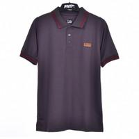 DG.02 / Men Polo Shirt Dark Grey - Premium Nation Original
