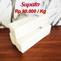Keju Mozarella Saputo 3.5KG / Mozzarella Cheese