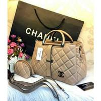 tas wanita chanel lidah/tas wanita murah/tas wanita branded import