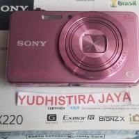 Sony Cyber-shot DSC WX220 GRS Resmi