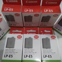 Baterai Canon LP-E5 for EOS 450D, 500D, 1000D