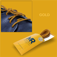 Tali Lilin 60cm Variasi Warna untuk Sepatu Boots (Round Waxed)