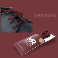 Tali Lilin 80cm Variasi Warna untuk Sepatu Boots (Round Waxed)