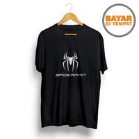 Kaos Distro / t-shirt pria / Baju All Size Spiderman Boy