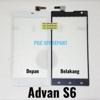 Original Touchscreen Advan S6 - Kaca Layar Sentuh TS