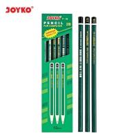 Pencil / Pensil Joyko P-88 / 2B / 1 BOX 12 PCS