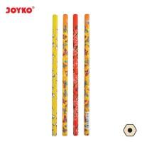 Pencil / Pensil Joyko P-106 / 2B / Bug Land