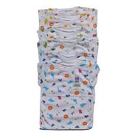 Setengah Lusin Kaos Oblong Anak Baby Bayi Little Duck Premium Quality