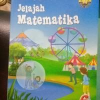Jelajah Matematika kelas 6 SD/MI K13