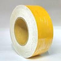 STIKER REFLEKTIF 3M 610 12 INCH 30 CM LIST SAFETY SCOTCHLITE ROLL