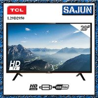 TCL TV LED 29 Inch L29D2950 Garansi Resmi