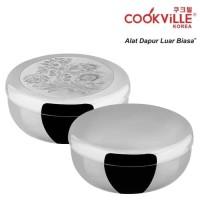 Cookville Steamed Rice Bowl 10cm (Plain COVER)