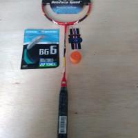 Raket badminton original rs power arc neo