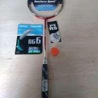 Raket badminton rs power arc original