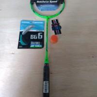 Raket badminton rs power max neo original