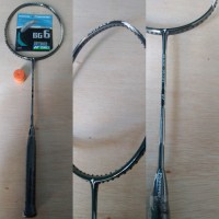 Raket badminton flaypower original black pearl 07