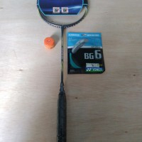 Raket badminton flex power original