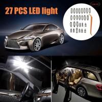 27x Car Auto LED Interior Light Kit for Mercedes Benz E class