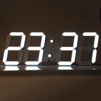 Jam Alarm Digital dengan Lampu LED   Termometer   Kalender   Stopwatch