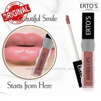 a82082fa957 Ertos Barbie Lips Matte Lipstik Matte Skincare Original BPOM Erto's