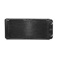 Ori G1/4 18Tubes 240mm Aluminum Computer Radiator Water Cooling