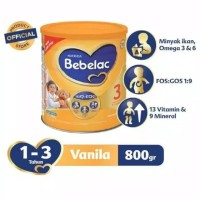 Bebelac 3 Madu/Vanila 800gr