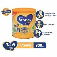 Bebelac 4 Madu/Vanila 800gr