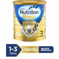 Nutrilon Royal 3 Madu/Vanila 800gr