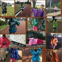 Jaket Reebok Multifungsi Bersepeda, Lari, Jogging, Dan Jas Hujan