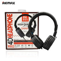 REMAX RM-805 Headphone Wired Headset 4D Headset Gaming Audio Laptop PC