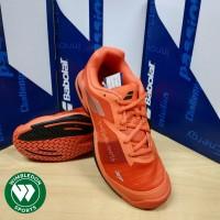 Sepatu Babolat Jet All Court Junior / Babolat Jet Jr Orange