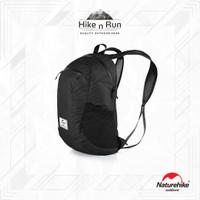 Ransel Lipat Naturehike Silicone folding Backpack NH17A012-B