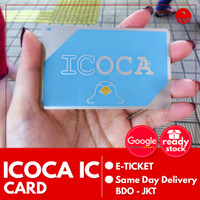 ICOCA IC CARD OSAKA / KYOTO