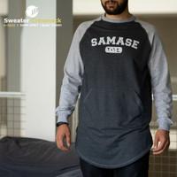 SAMASE SWEATER 11A062212 DARK GREY