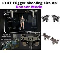 Trigger L1R1 VK King PUBG / FF / Free Fire Gamepad Gaming Joystick