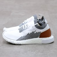 Whitaker x Adidas NMD Racer White 100% Authentic