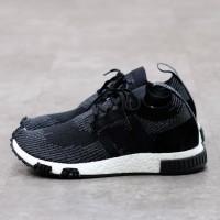 Adidas NMD Racer Black Grey 100% Authentic