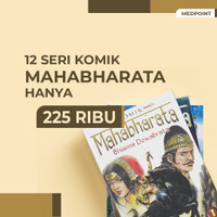 Paket Komik Mahabarata