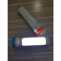 Senter Cas Emergecy TESLA TLS-412T / Lampu LED 4W+12W Rechargeable