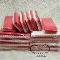 Kertas Krep Merah Putih/Dekorasi Agustusan/Kertas Krep
