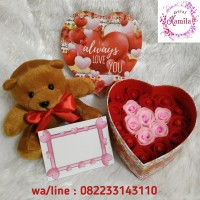 boneka beruang kado unik hadiah ultah ulangtahun anniversary valentine