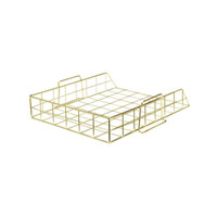 Harriet & Co Stackable Gold Document Tray A4