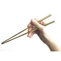 Gold / Rose Gold Chrome Chopsticks