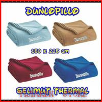Dunlopillo - Selimut Thermal Blanket