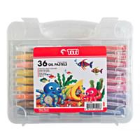 Oil Pastell |Crayon TITI 36 Warna
