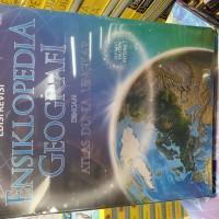 Ensiklopedia Geografi dengan Atlas Dunia Lengkap Edisi revisi BIP orig