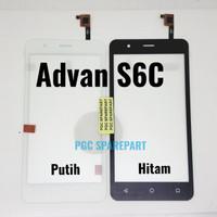 Original Touchscreen Advan S6C - Kaca Layar Sentuh TS