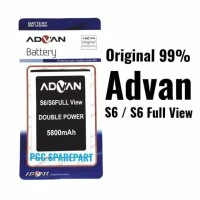 Baterai Original 99% Double Power Advan S6 / S6 Fullview Full View