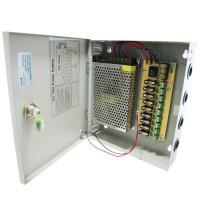 Power Supply / PSU CCTV 10A MATA Box Metal Garansi 1 Tahun Semarang